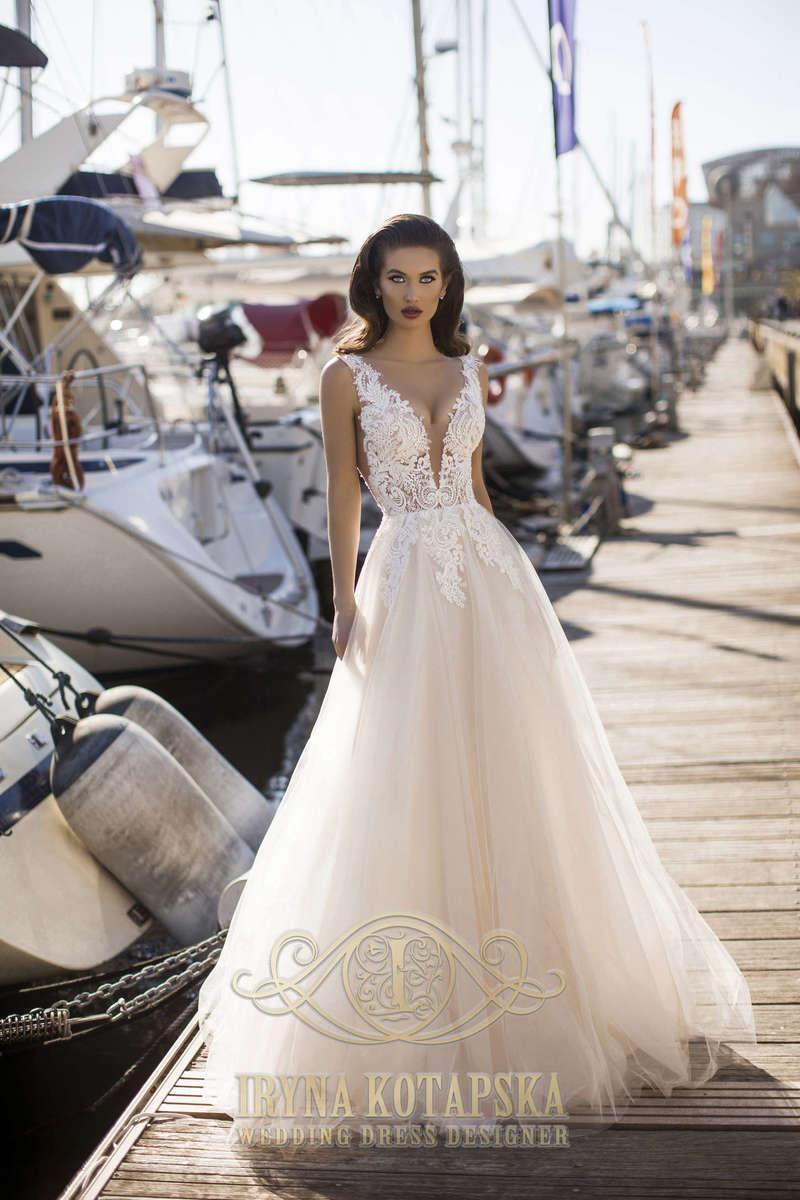 Свадебное платье Iryna Kotapska B1971l