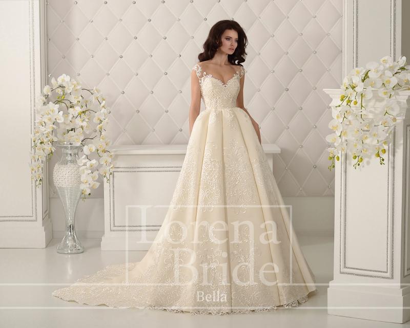 Свадебное платье Lorena Bride Bella