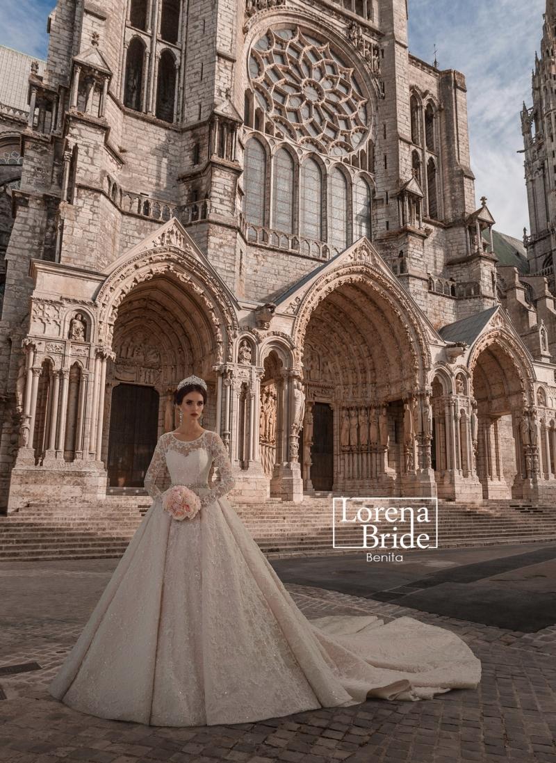 Svatební šaty Lorena Bride Benita