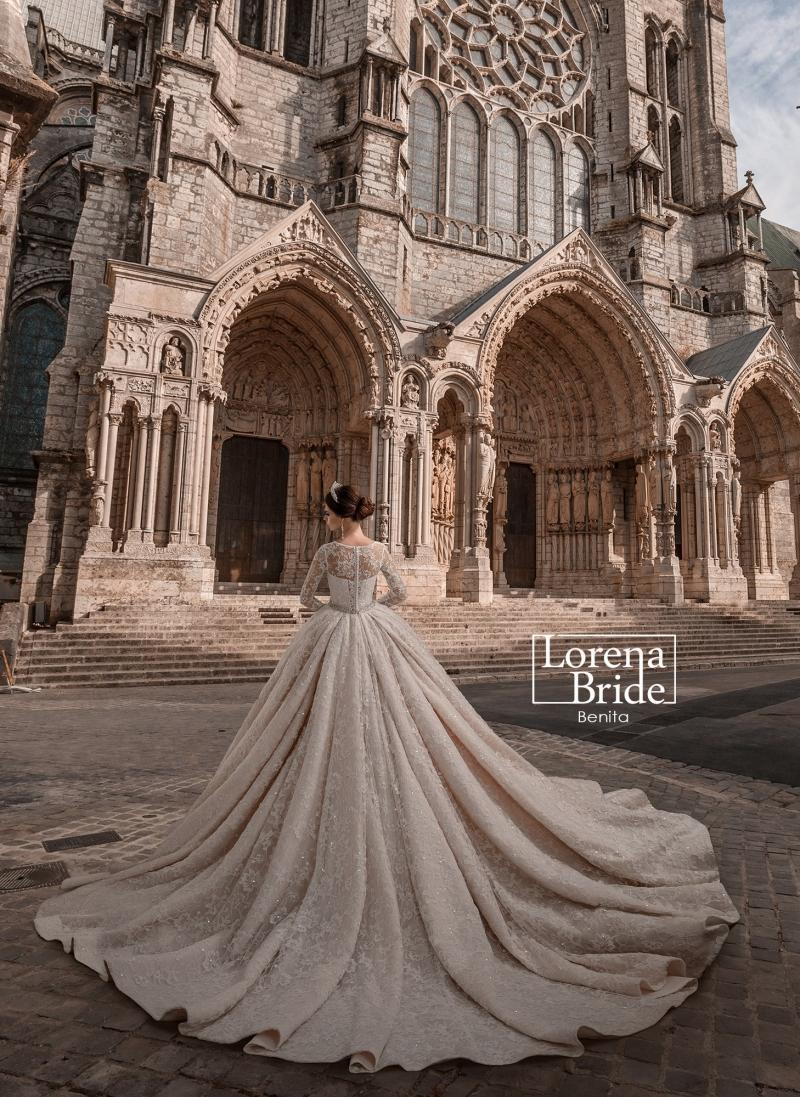 Свадебное платье Lorena Bride Benita