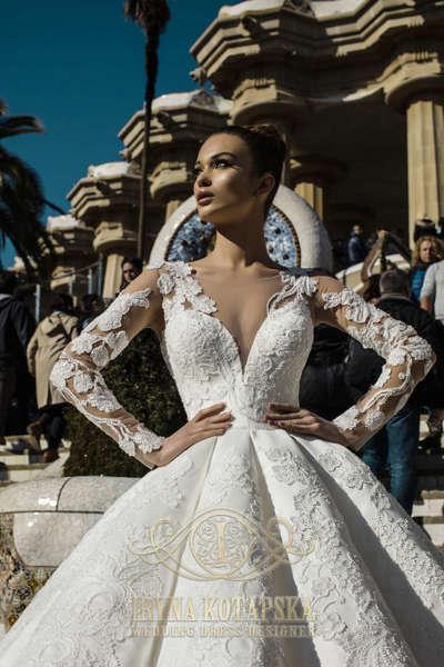 Свадебное платье Iryna Kotapska Bl1901l