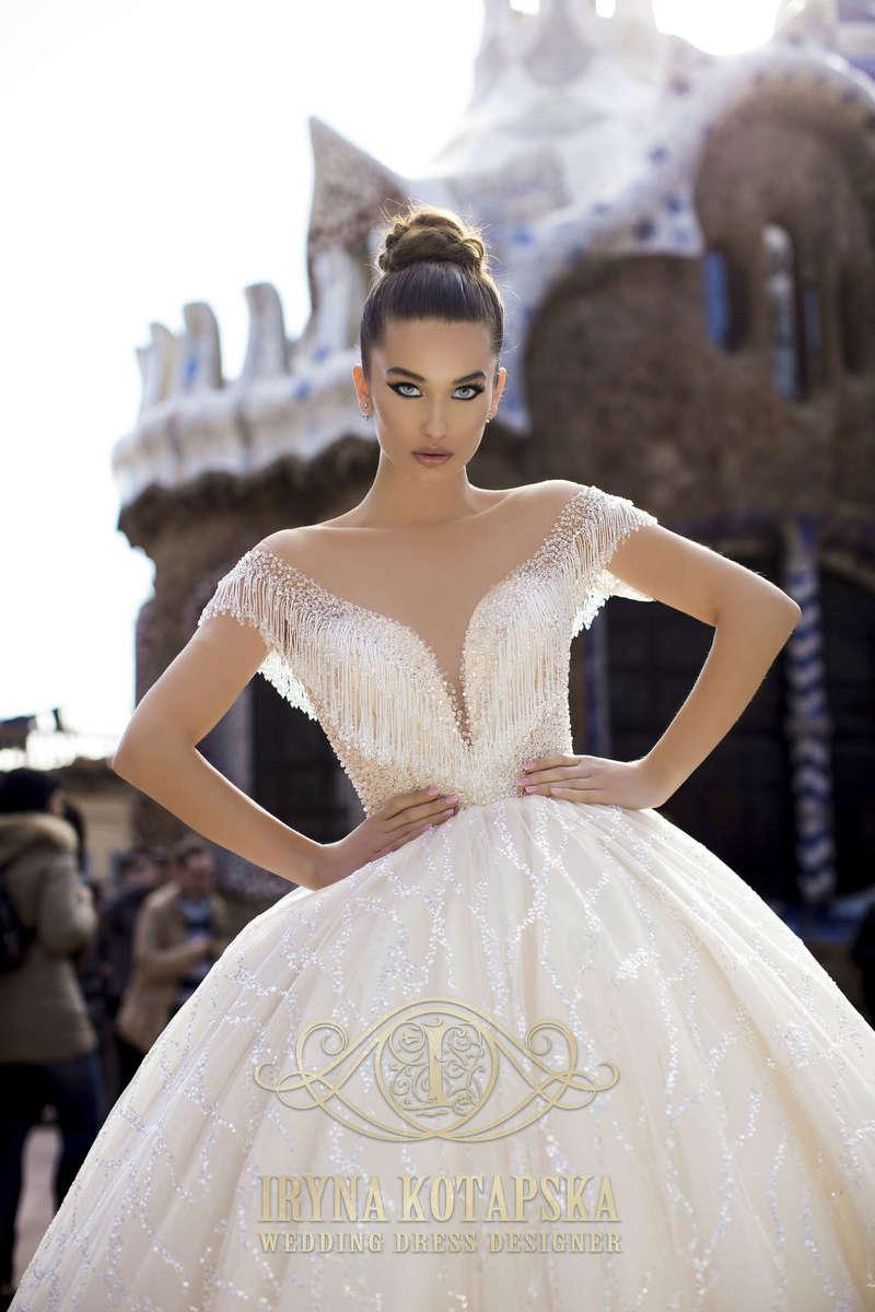 Свадебное платье Iryna Kotapska Bl1902l