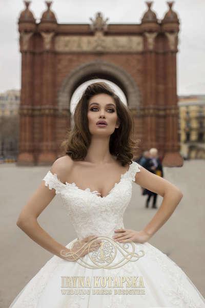 Свадебное платье Iryna Kotapska Bl1903l