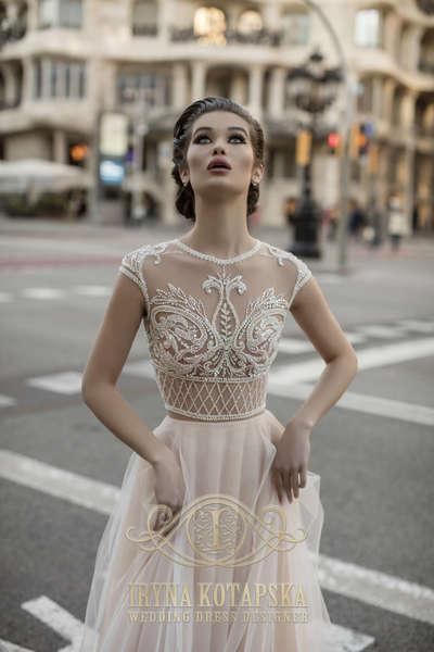 Свадебное платье Iryna Kotapska Bl1904l