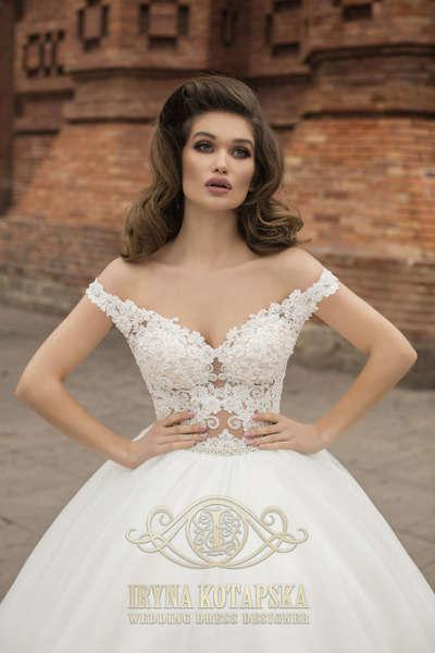Свадебное платье Iryna Kotapska Bl1905l