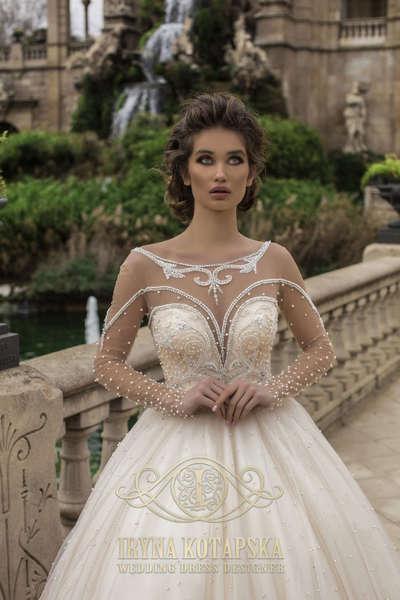 Свадебное платье Iryna Kotapska Bl1908l