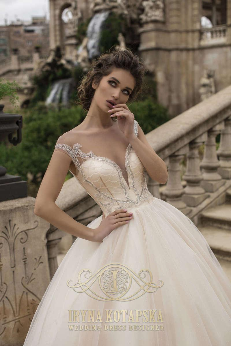 Свадебное платье Iryna Kotapska Bl1909l