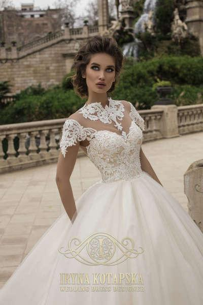 Свадебное платье Iryna Kotapska Bl1910l