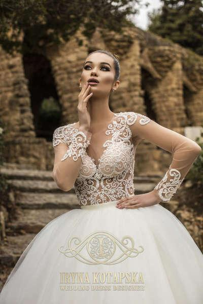 Свадебное платье Iryna Kotapska Bl1912l