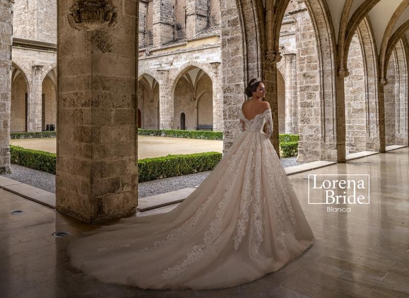 Свадебное платье Lorena Bride Blanca