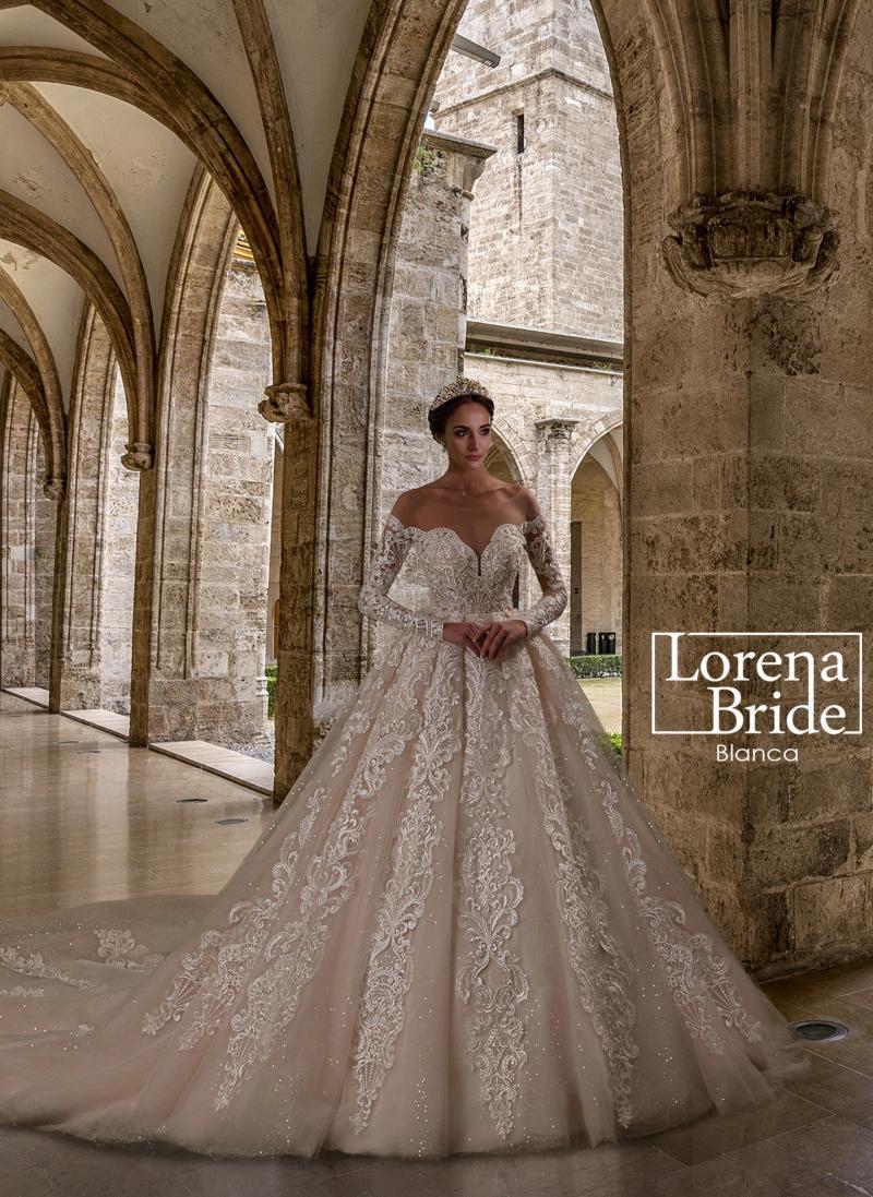 Brautkleid Lorena Bride Blanca