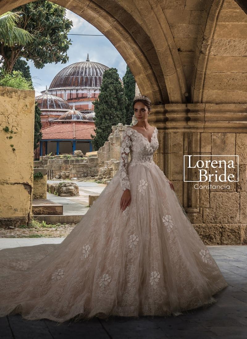 Свадебное платье Lorena Bride Constancia
