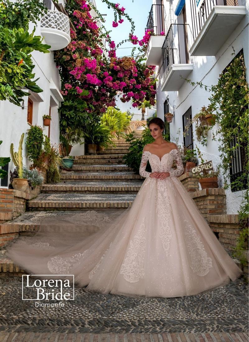 Свадебное платье Lorena Bride Diamante