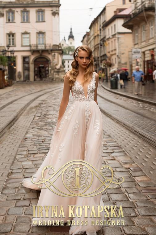 Свадебное платье Iryna Kotapska EU2001l