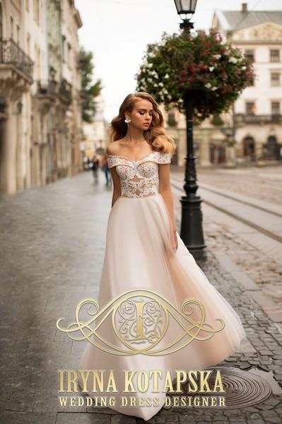 Свадебное платье Iryna Kotapska EU2002l