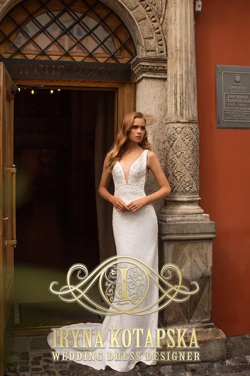 Свадебное платье Iryna Kotapska EU2004l