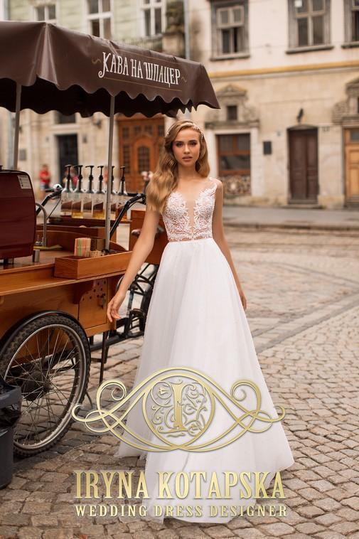 Свадебное платье Iryna Kotapska EU2005l