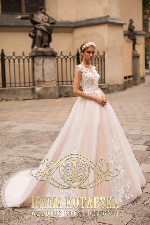 Свадебное платье Iryna Kotapska EU2006l