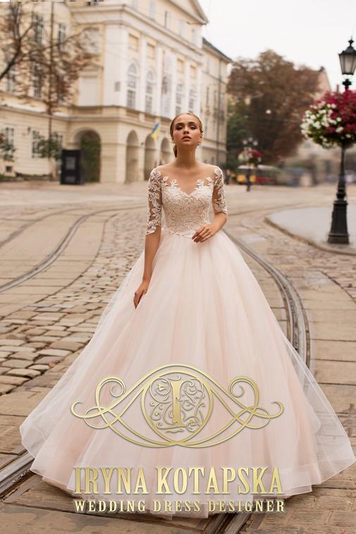Свадебное платье Iryna Kotapska EU2009l