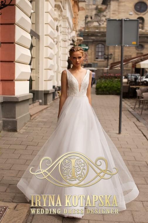 Свадебное платье Iryna Kotapska EU2010l