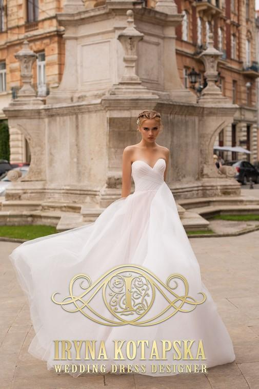 Свадебное платье Iryna Kotapska EU2012l
