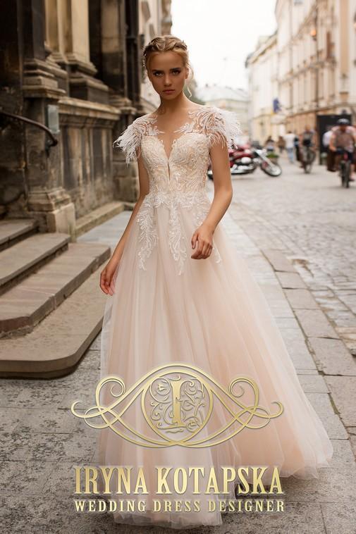 Свадебное платье Iryna Kotapska EU2013l