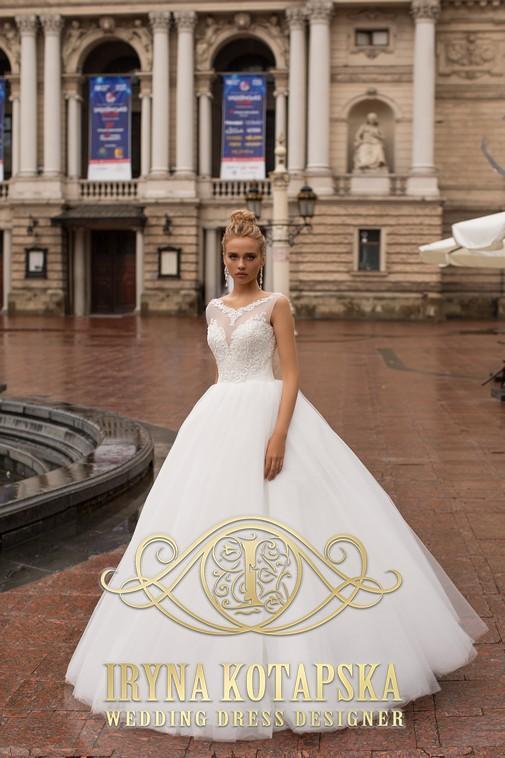 Свадебное платье Iryna Kotapska EU2014l
