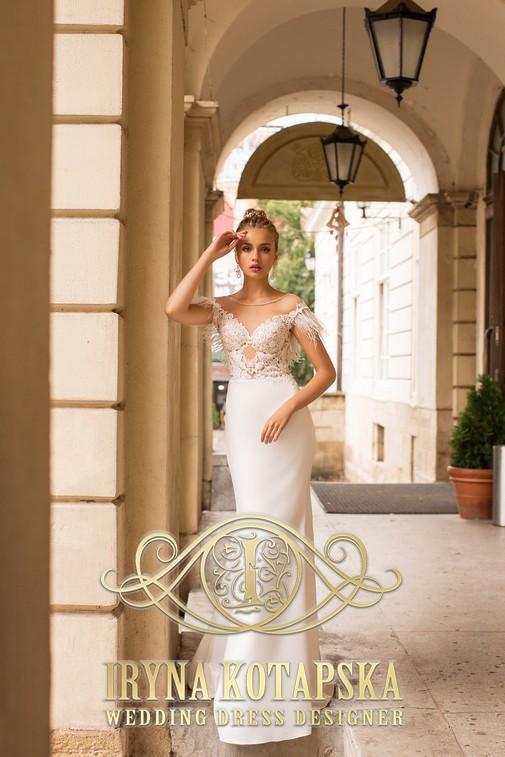 Свадебное платье Iryna Kotapska EU2015l