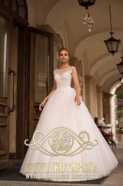 Свадебное платье Iryna Kotapska EU2016l