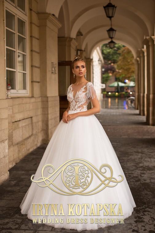 Свадебное платье Iryna Kotapska EU2017l