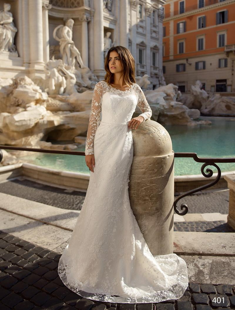 Wedding Dress Elena Novias 401