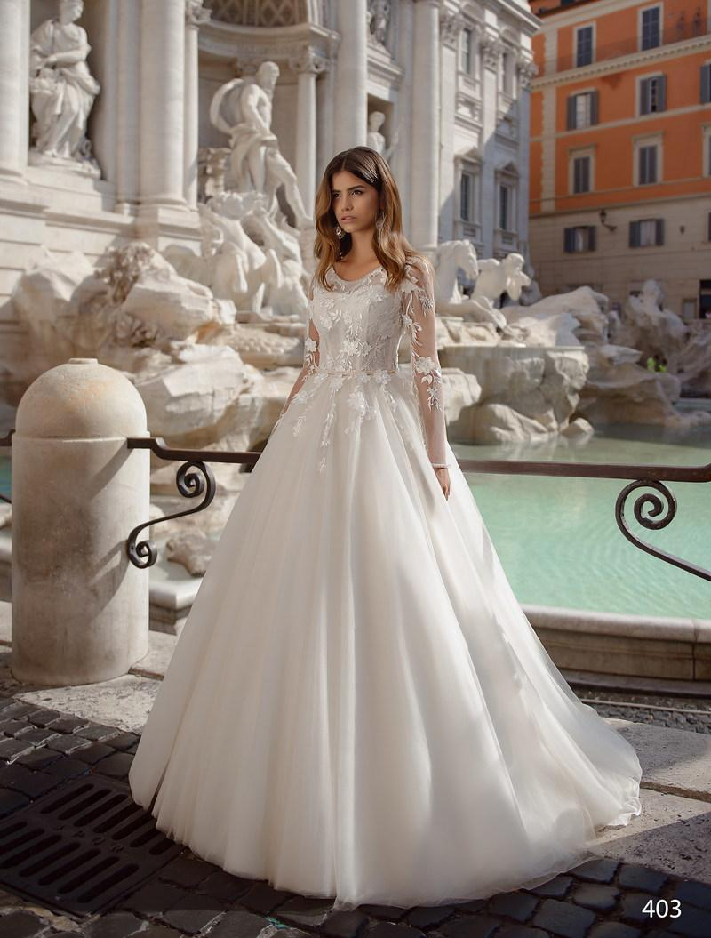 Wedding Dress Elena Novias 403