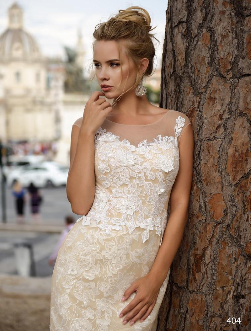 Wedding Dress Elena Novias 404