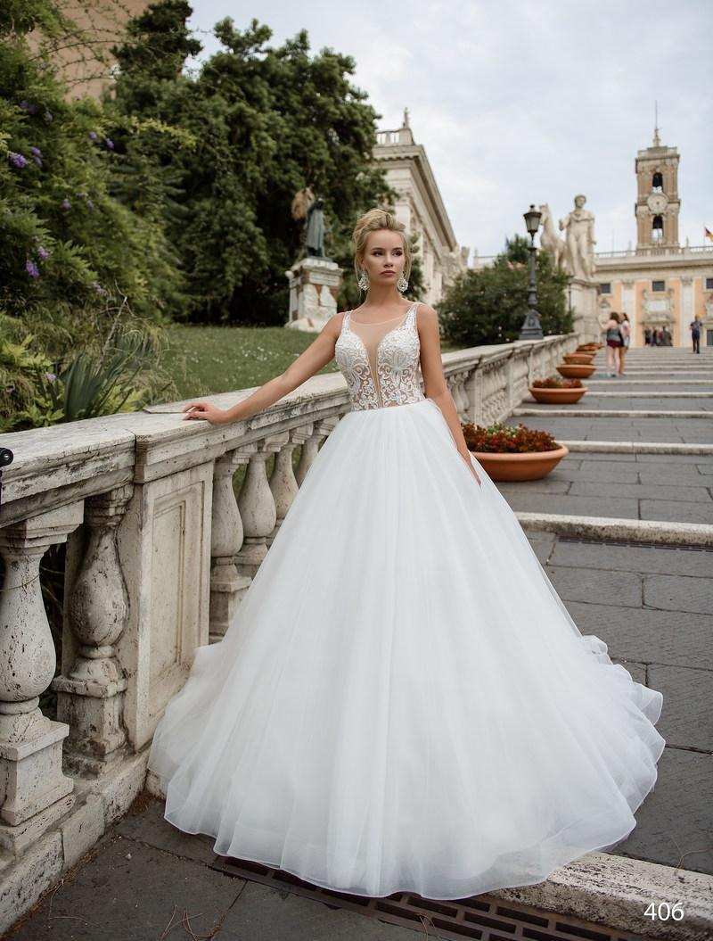 Wedding Dress Elena Novias 406
