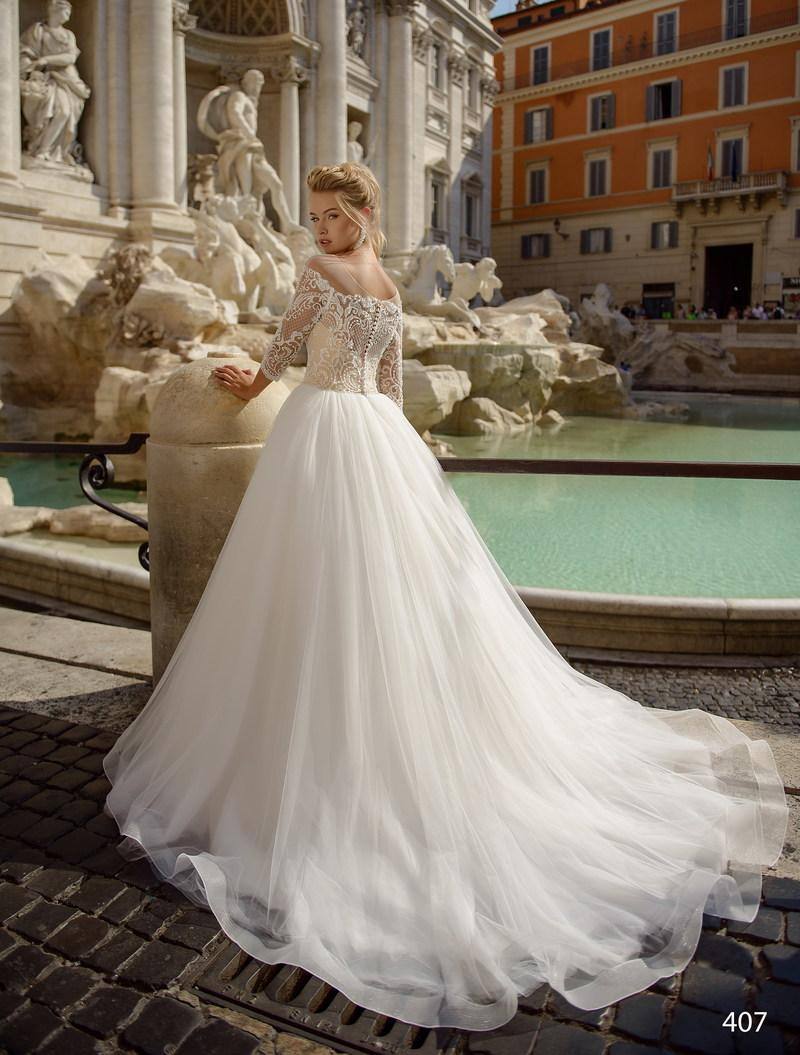 Wedding Dress Elena Novias 407
