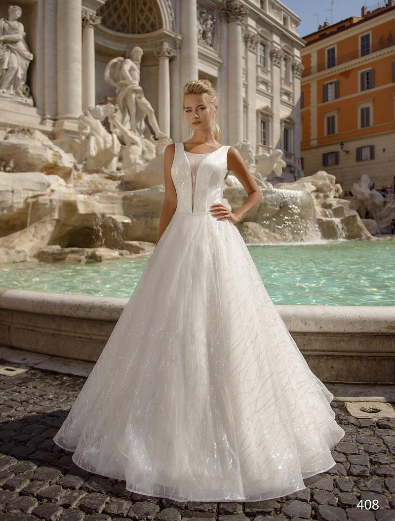 Wedding Dress Elena Novias 408