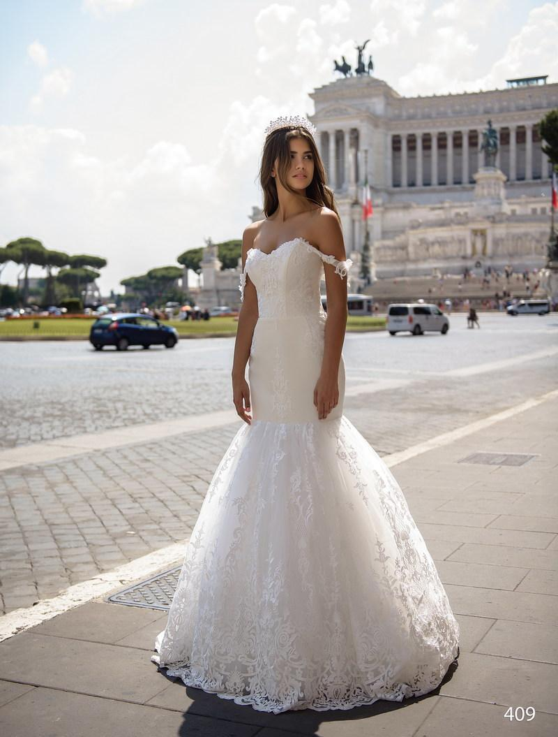 Wedding Dress Elena Novias 409