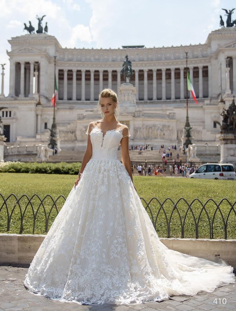 Wedding Dress Elena Novias 410