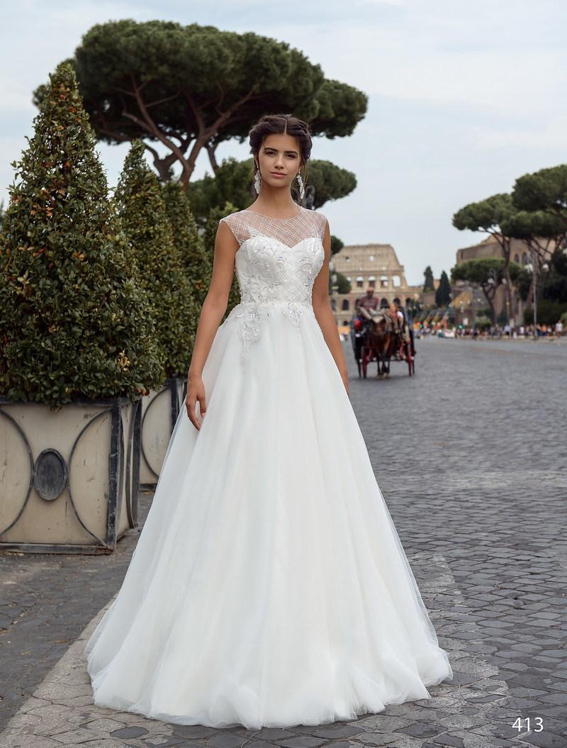 Wedding Dress Elena Novias 413