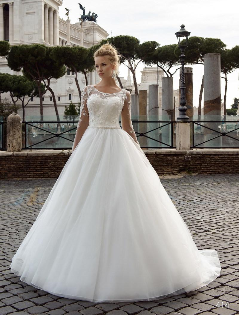 Wedding Dress Elena Novias 414