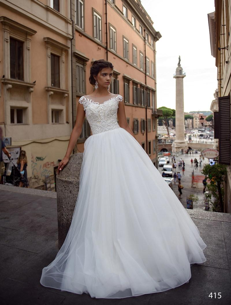 Wedding Dress Elena Novias 415