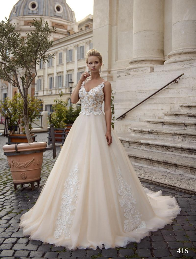 Wedding Dress Elena Novias 416