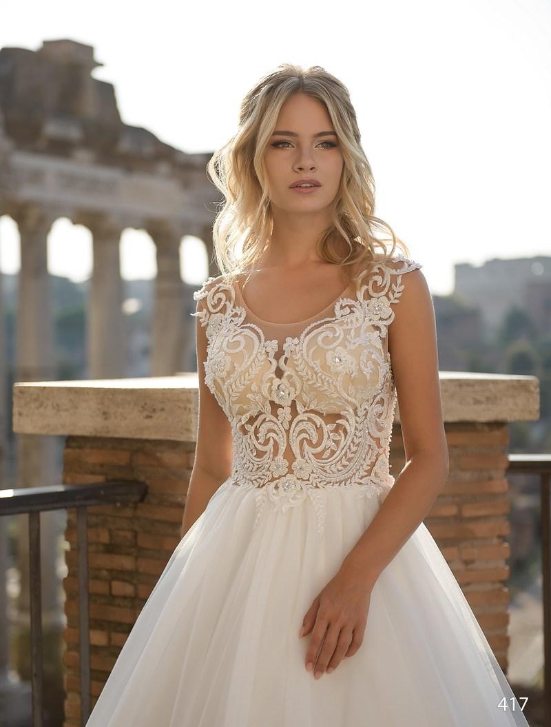 Wedding Dress Elena Novias 417