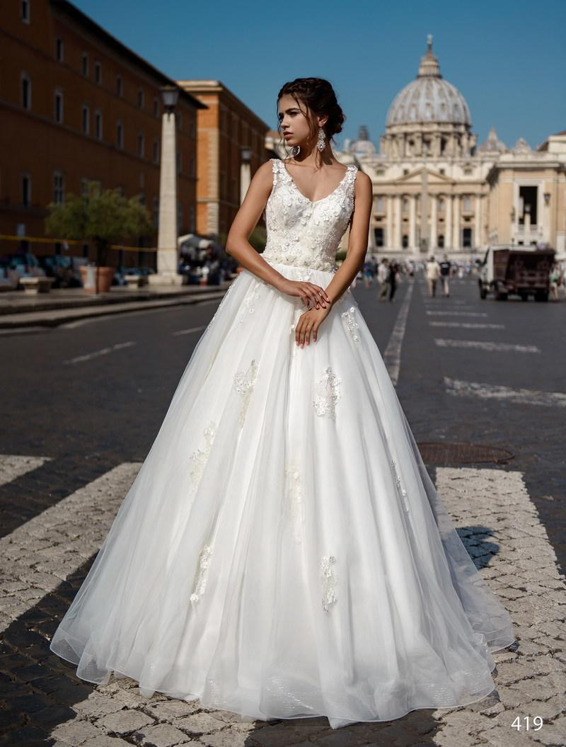 Wedding Dress Elena Novias 419