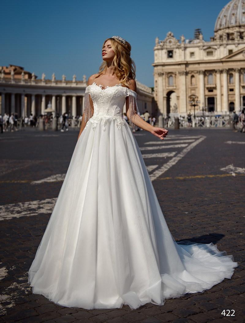 Wedding Dress Elena Novias 422