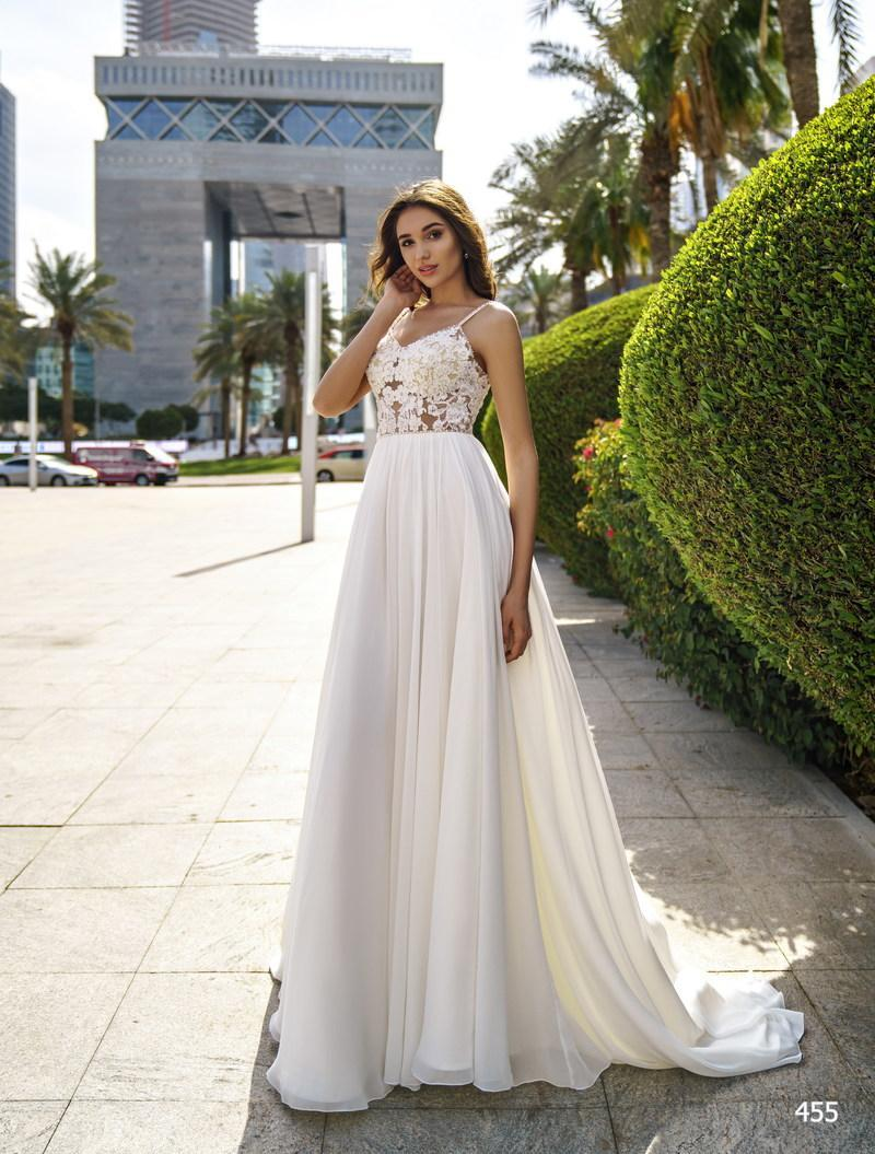 Wedding Dress Elena Novias 455