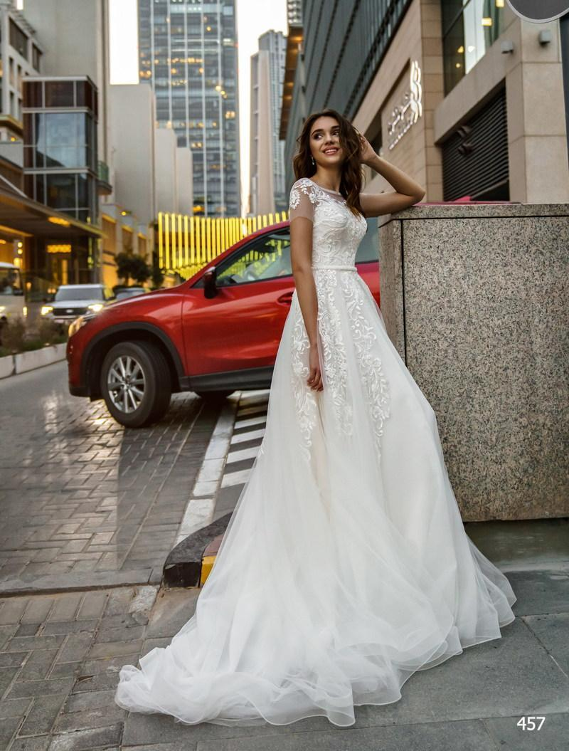Wedding Dress Elena Novias 457