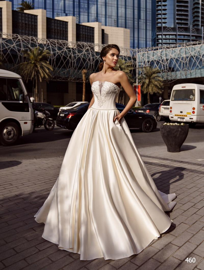 Wedding Dress Elena Novias 460