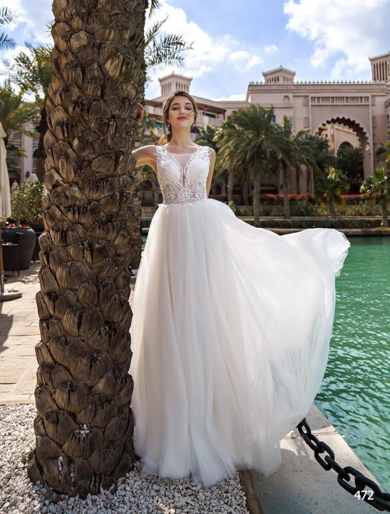 Wedding Dress Elena Novias 472