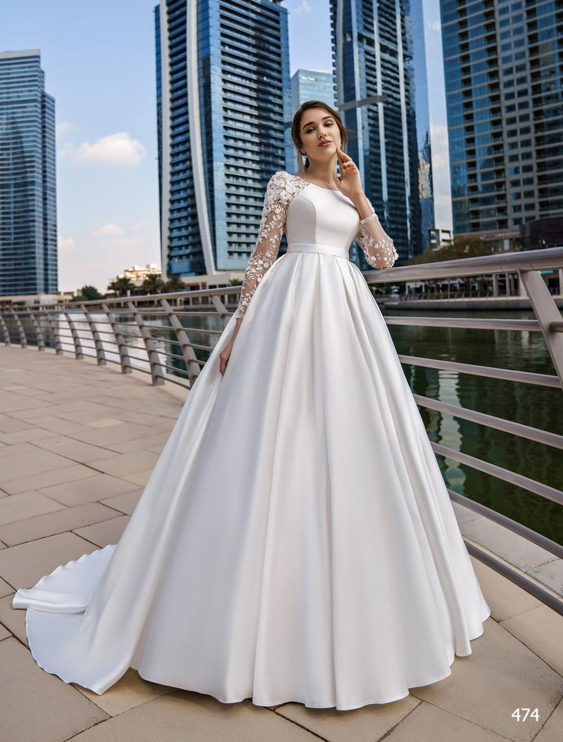 Wedding Dress Elena Novias 474